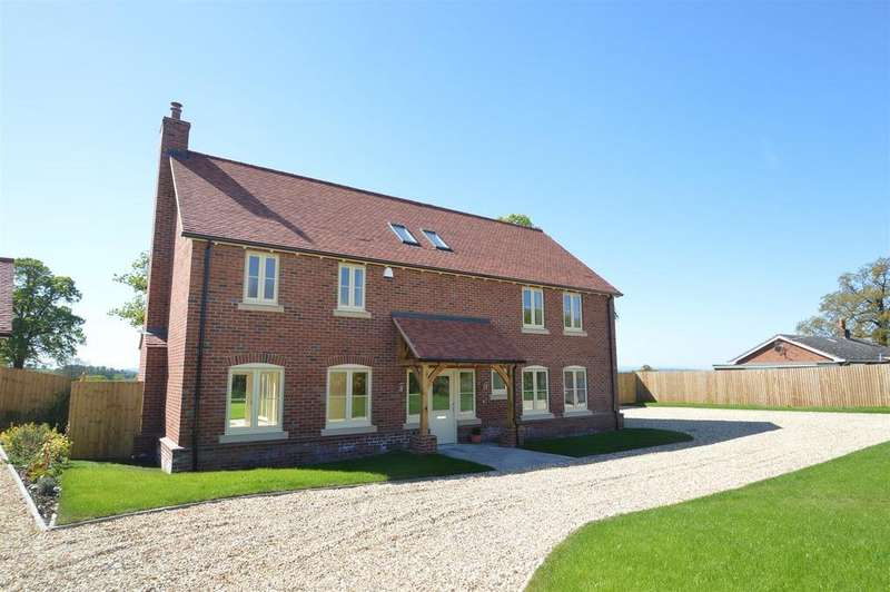 5 Bedrooms Detached House for sale in Glovers View, Weston Lullingfields, Shrewsbury, SY4 2AP
