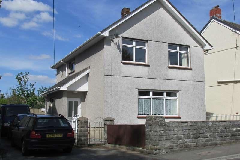 5 Bedrooms Detached House for sale in Caecerrig Road, Pontarddulais, Swansea