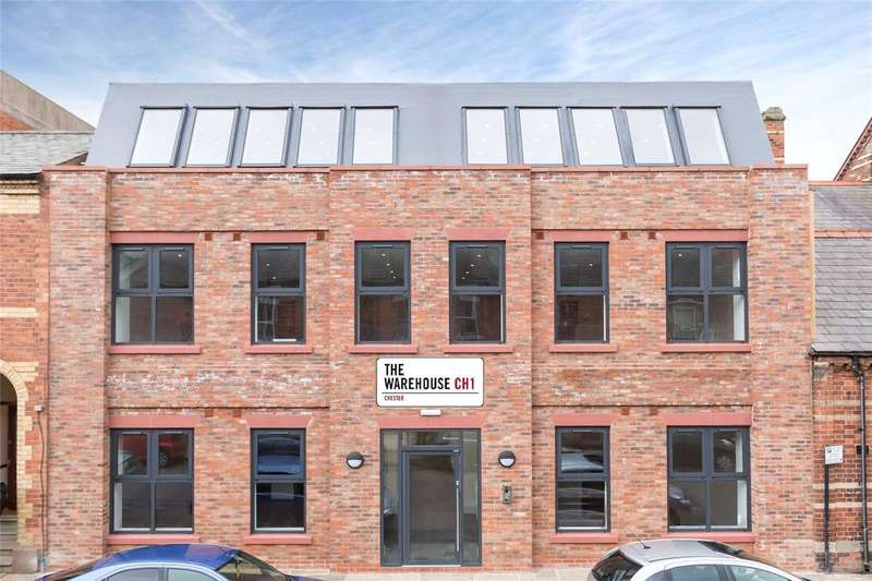 2 Bedrooms Flat for sale in Volunteer Street, Chester, CH1