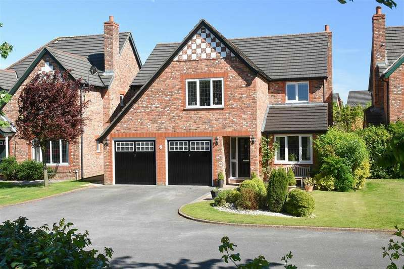 5 Bedrooms Detached House for sale in Wilton Close, Kingsmead.