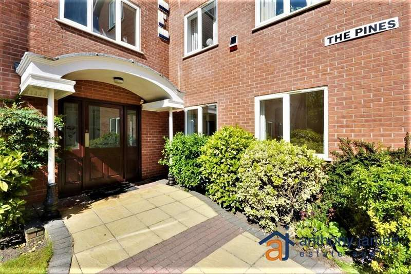 3 Bedrooms Apartment Flat for sale in Westcliffe Road, Southport, PR8 2SW