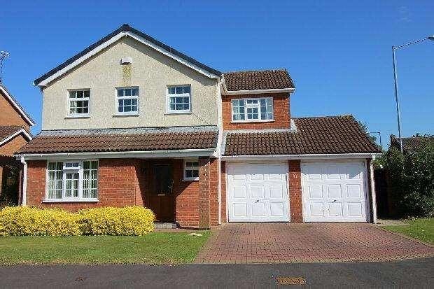 4 Bedrooms Detached House for sale in Gorse Farm Road, Whitestone, Nuneaton