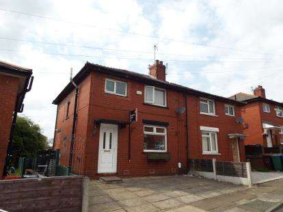 3 Bedrooms Semi Detached House for sale in Lever Street, Radcliffe, Manchester, Greater Manchester, M26