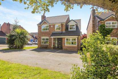 4 Bedrooms Detached House for sale in Pintail Close, Leyland, PR26