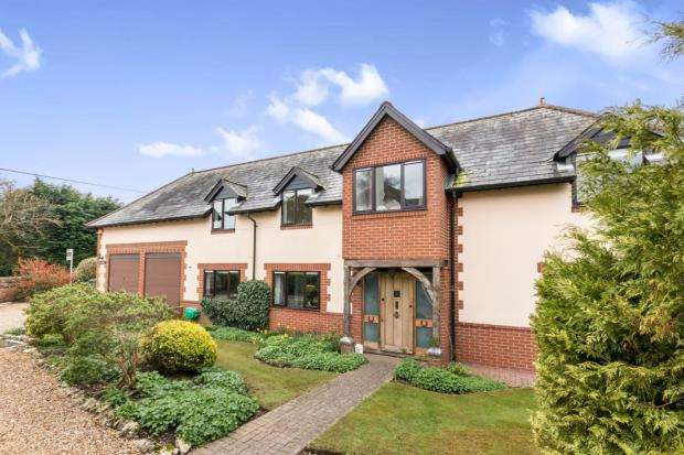 5 Bedrooms Detached House for sale in Dummer, Basingstoke, Hampshire