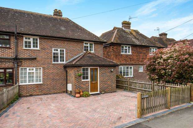 3 Bedrooms Semi Detached House for sale in Wonersh, Guildford, Surrey