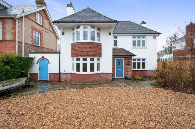 4 Bedrooms Detached House for sale in Emsworth, Hampshire, .