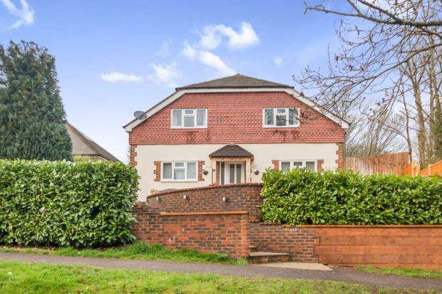 4 Bedrooms Detached House for sale in Fernhurst, Haslemere, West Sussex