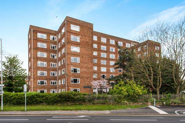 2 Bedrooms Flat for sale in Portsmouth Road, Surbiton, England