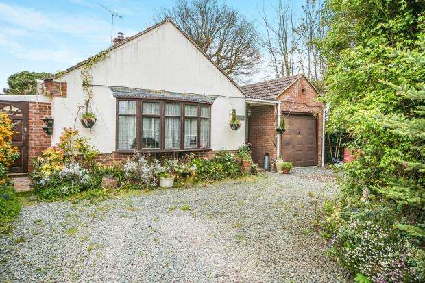 3 Bedrooms Bungalow for sale in Mortimer Common, Reading, Berkshire