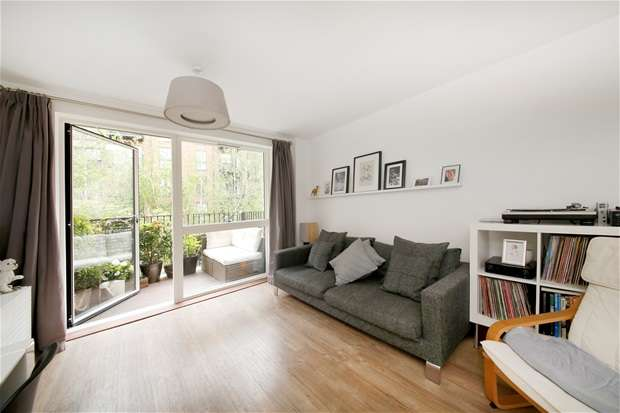 2 Bedrooms Flat for sale in Milles Square, Brixton
