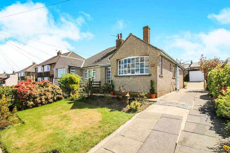 2 Bedrooms Semi Detached Bungalow for sale in Westburn Crescent, Keighley, BD22