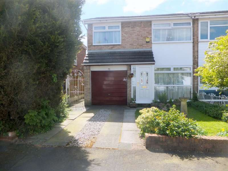 3 Bedrooms Semi Detached House for sale in Deepdale Drive, Rainhill, Prescot