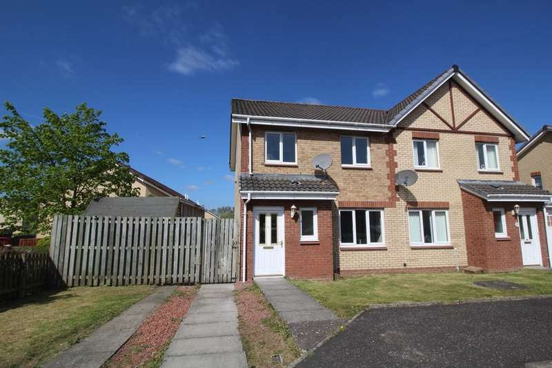 3 Bedrooms Semi Detached House for sale in Cornelia Street, Motherwell, ML1