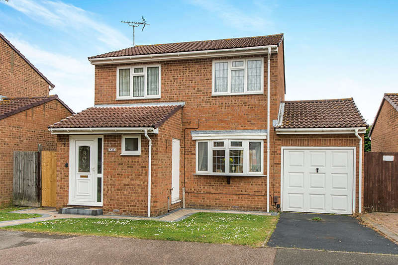 3 Bedrooms Detached House for sale in Thrale Way, Gillingham, ME8