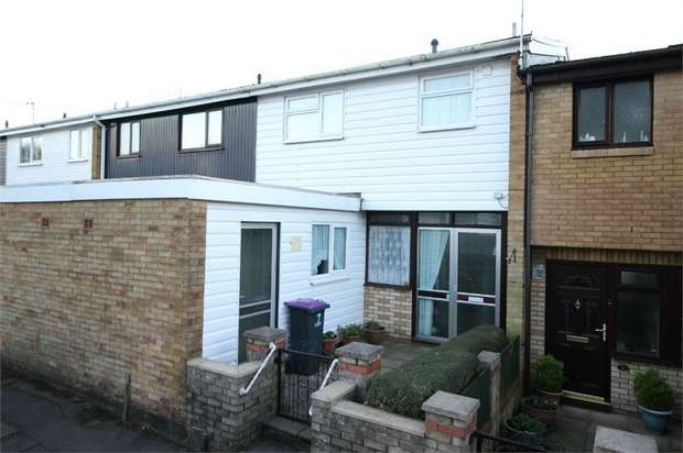 3 Bedrooms Terraced House for sale in Cresswell Walk, St Dials, CWMBRAN