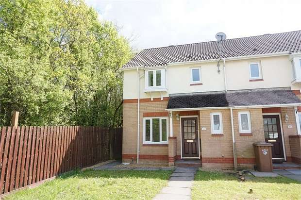 3 Bedrooms Semi Detached House for sale in St Rhidian Close, Pontllanfraith, Blackwood, Caerphilly