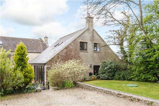 3 Bedrooms Detached House for sale in The Carriage House, Elkstone, CHELTENHAM, Gloucestershire, GL53 9PD