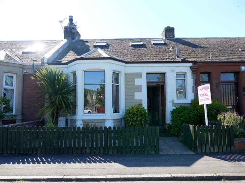 2 Bedrooms Cottage House for sale in Falkland Park Road, Ayr, KA8