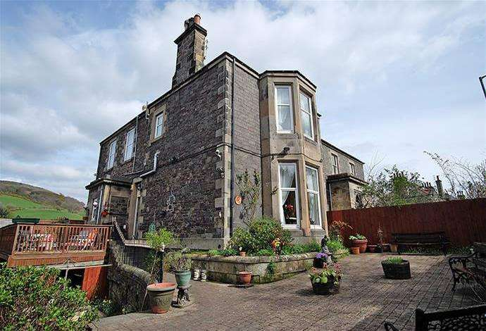 5 Bedrooms Semi Detached House for sale in West Elms, 3 Abbotsford Road, Galashiels, TD1 3DP