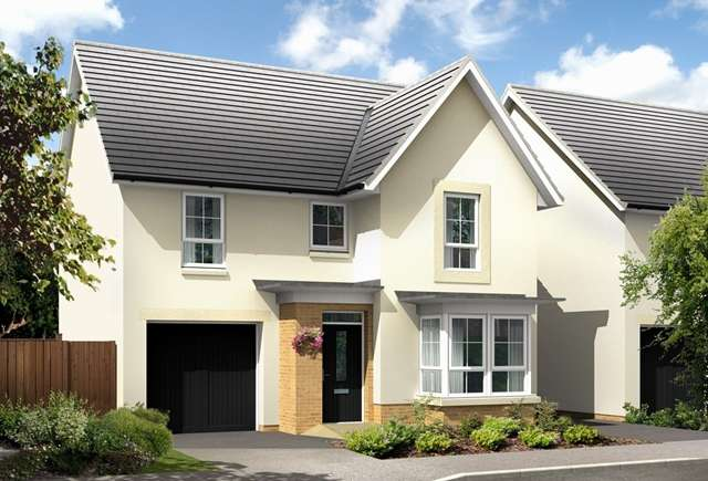 4 Bedrooms Detached Villa House for sale in Rickard Avenue, Strathaven, ML10 6GW