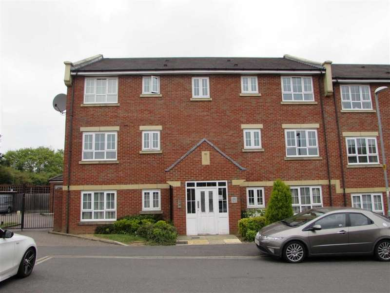 2 Bedrooms Property for sale in Watling Gardens, Dunstable, Bedfordshire, LU6