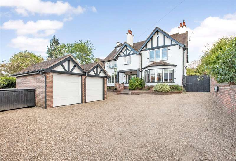 6 Bedrooms Detached House for sale in Braywick Road, Maidenhead, Berkshire, SL6