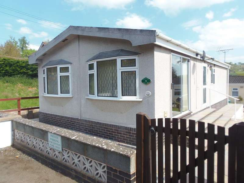 2 Bedrooms Park Home Mobile Home for sale in 58 Linton Park, Bromyard, HR7