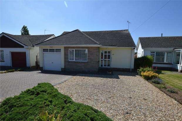 2 Bedrooms Detached Bungalow for sale in Parkside Drive, Exmouth, Devon