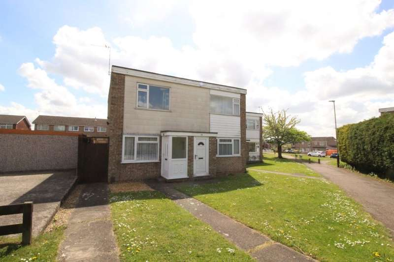 2 Bedrooms Flat for sale in Wessex Drive, Leicester, LE3