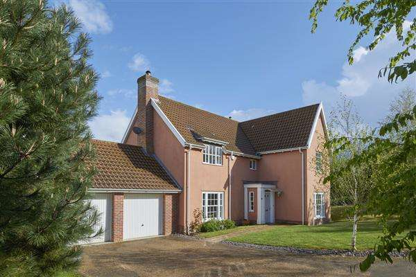 4 Bedrooms Detached House for sale in Bawburgh Lane, Costessey
