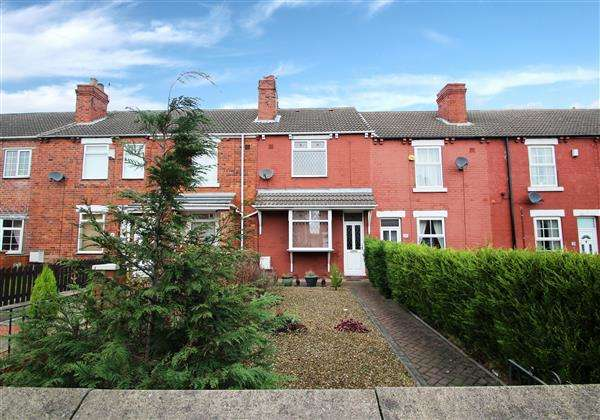 2 Bedrooms Terraced House for sale in Charleville, South Elmsall