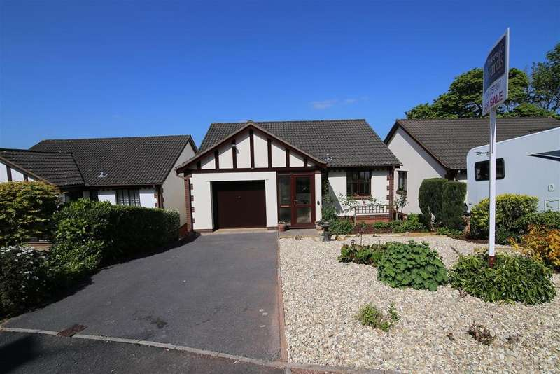 3 Bedrooms Detached House for sale in Cudmore Park, Tiverton