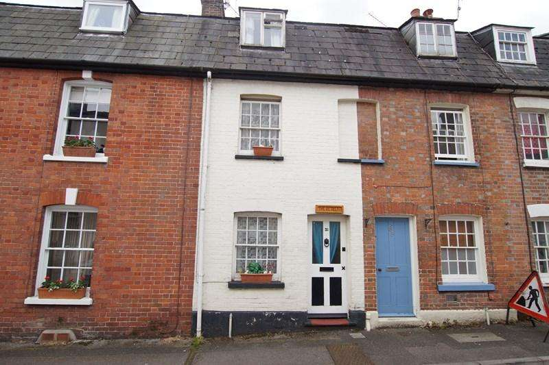 3 Bedrooms Terraced House for sale in Dorset Street, Blandford Forum