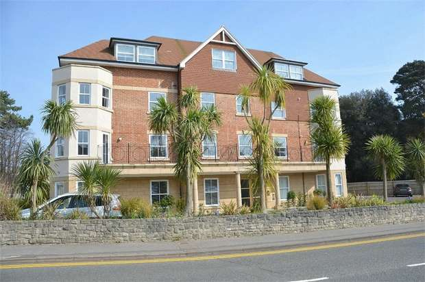 2 Bedrooms Flat for sale in Durley Chine Road, Bournemouth, Dorset