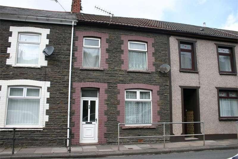 4 Bedrooms Terraced House for sale in 7 Belgrave Terrace, Pontypridd, CF37 4LY