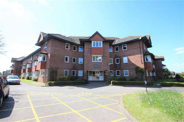 1 Bedroom Flat for sale in Bakers Court, Salvington Road, Worthing, West Sussex, BN13 2JY