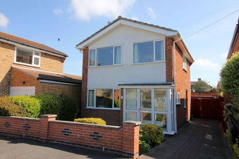3 Bedrooms Detached House for sale in Tiverton Road, Loughborough