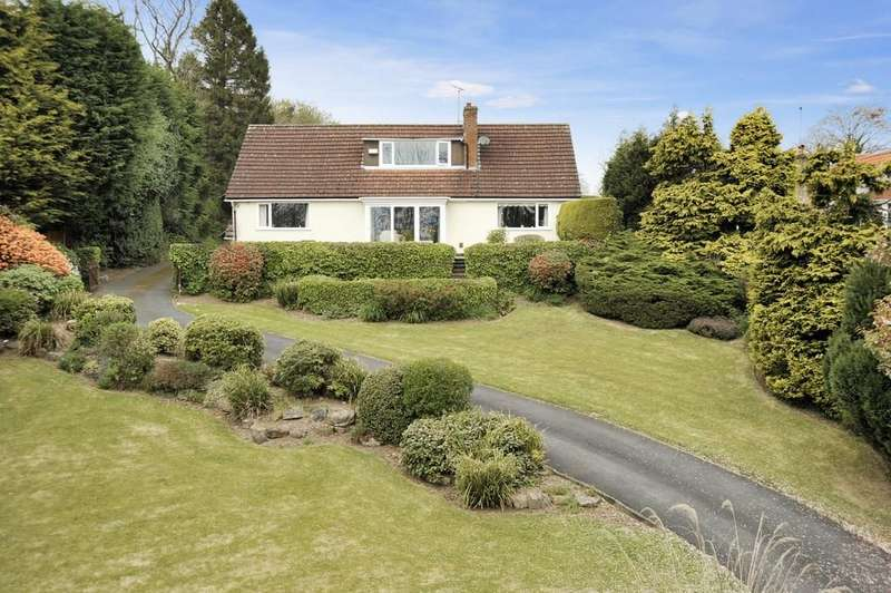 5 Bedrooms Detached House for sale in Knox Park, Harrogate