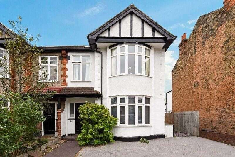 2 Bedrooms Apartment Flat for sale in 181 Worple Road, Flat 3, West Wimbledon