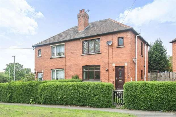 3 Bedrooms Semi Detached House for sale in Park Lodge Lane, Wakefield, West Yorkshire
