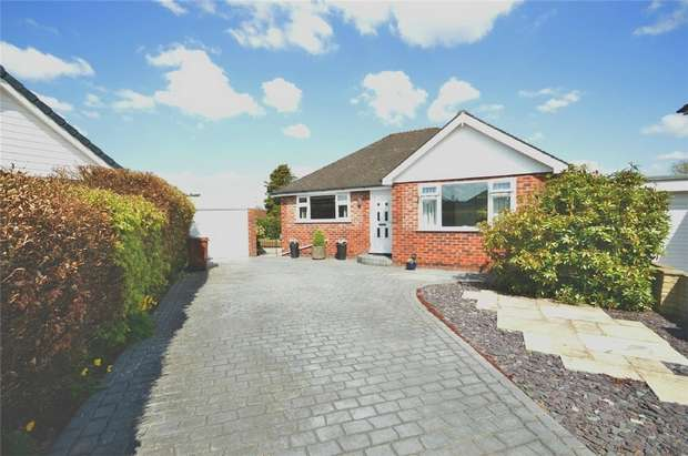 2 Bedrooms Detached Bungalow for sale in Winsfield Road, Hazel Grove, Stockport, Cheshire
