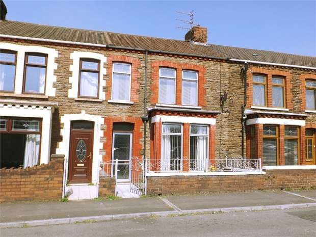3 Bedrooms Terraced House for sale in Cambrian Place, Port Talbot, West Glamorgan