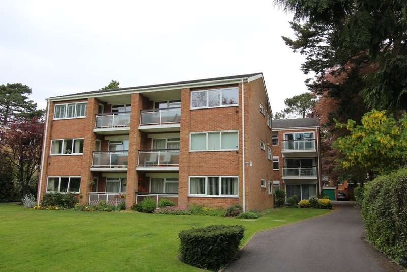 2 Bedrooms Flat for sale in 19 Portarlington Road, Westbourne, Bournemouth