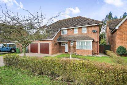 5 Bedrooms Detached House for sale in Thetford, Norfolk, .