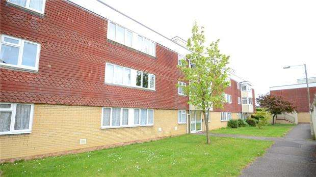 2 Bedrooms Apartment Flat for sale in Langdale Gardens, Earley, Reading