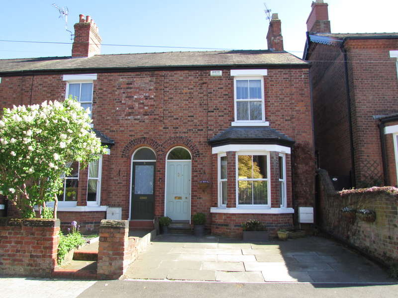 3 Bedrooms End Of Terrace House for sale in The Crescent, Northwich