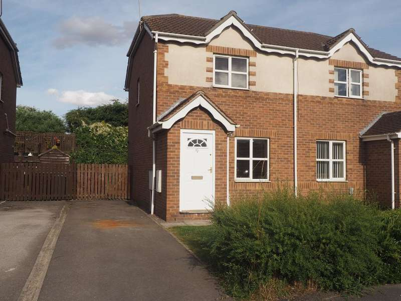 2 Bedrooms Semi Detached House for sale in Mast Drive, Victoria Dock, Hull, HU9 1ST