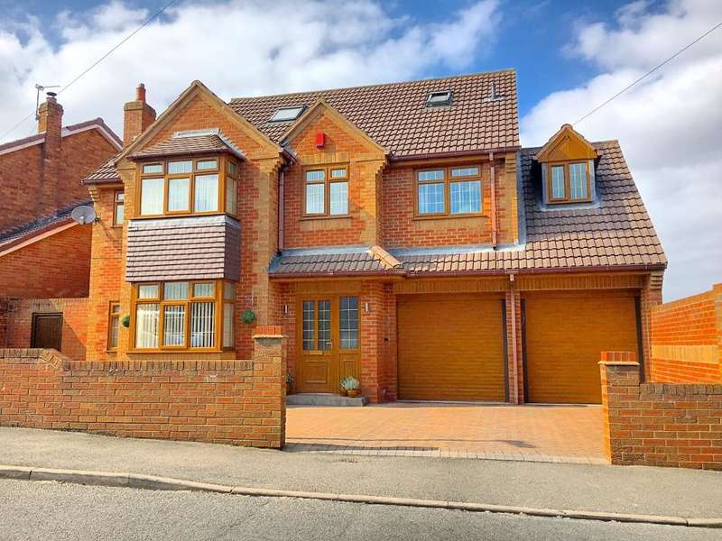 5 Bedrooms Detached House for sale in CHURCH HILL, WEDNESBURY, WS10 9DJ