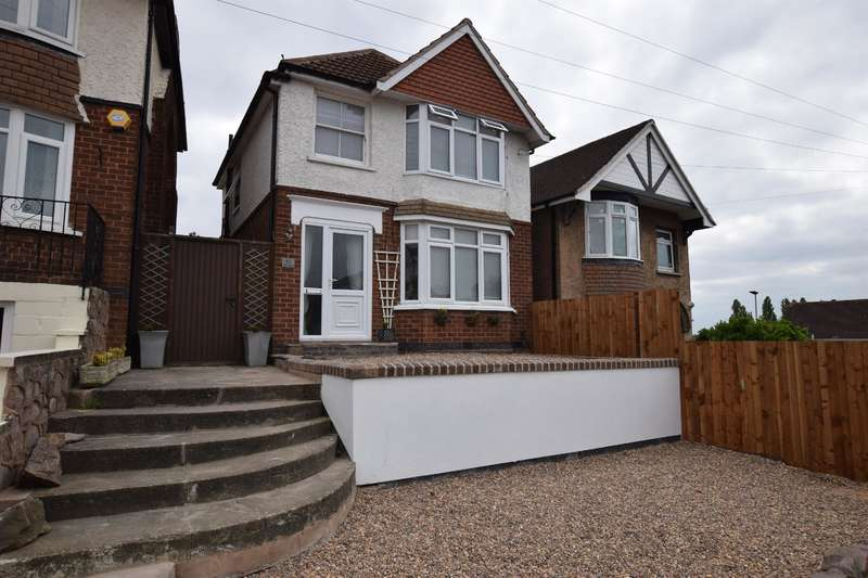 3 Bedrooms Detached House for sale in Avebury Avenue, Leicester, LE4 0FQ